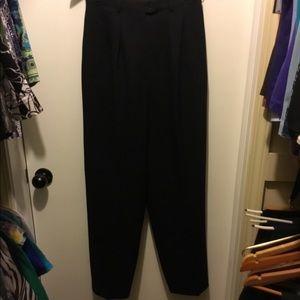 Ralph Lauren Pants - Ralph Lauren Black Pants